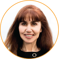 Magdalena Yesil - First Investor and Founding Board Member